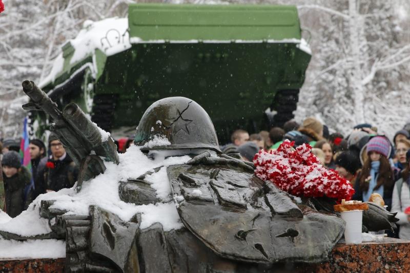 Вгоспитале для ветеранов войн почтили память погибших вАфганистане