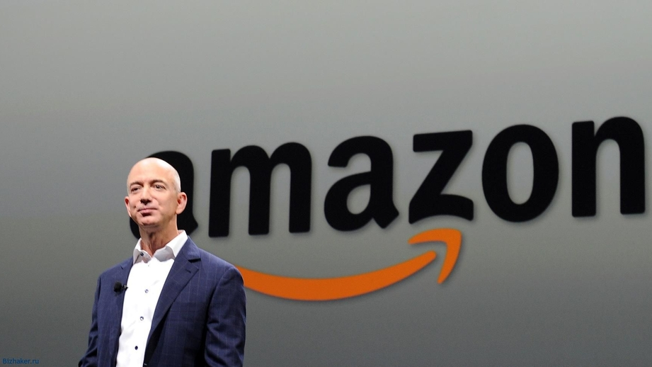 Руководитель Amazon каждый год реализует акции компании на1 млрд долларов