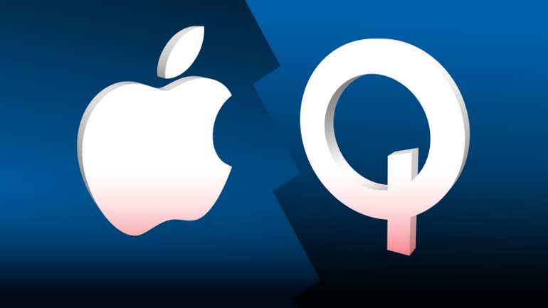 Qualcomm желает запретить ввоз iPhone вСША