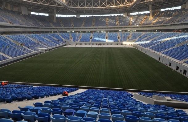 """Застройщики: «Площадка вокруг """"Зенит-арены"""" может превратиться вболото»."""