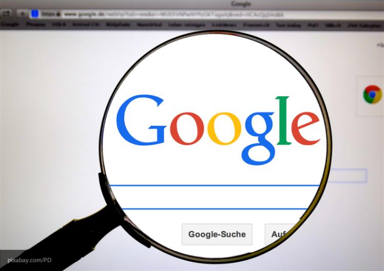 Американская компания Google стала новым владельцем домена