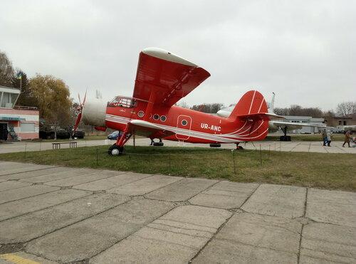 Легендарный Ан-2   Киевский государственный музей авиации