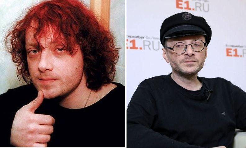 Глеб Самойлов - 46 лет