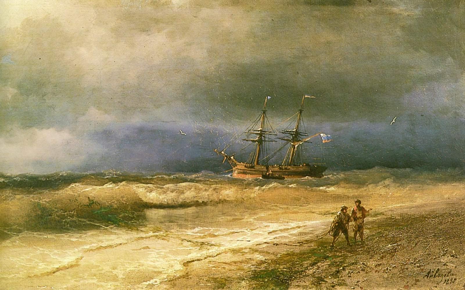 Из собрания шедевров мировой живописи... (317).jpg