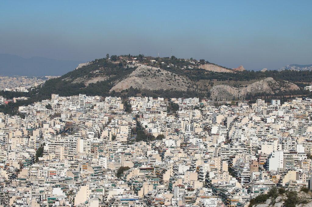 Гора Ликавитос
