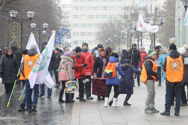 Молодецкие забавы, Саратов, Волжская, 28 января 2017 года