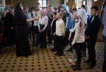 Воспитанники воскресной школы и Образовательного центра приняли участие в Божественной Литургии в Свято-Троицком кафедральном соборе
