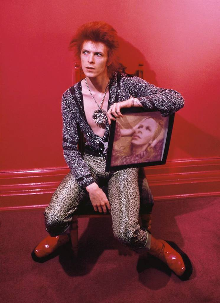 Incredible Bowie by Mick Rock