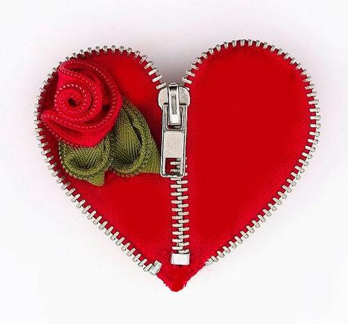 Фетровые валентинки