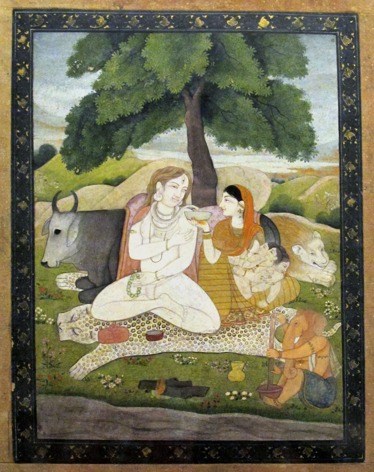 4 Shiva_and_his_family,_Pahari,_Late_18th_cent..JPG