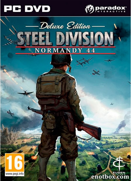 Steel Division: Normandy 44 - Deluxe Edition (2017) PC | Steam-Rip от Let'sРlay