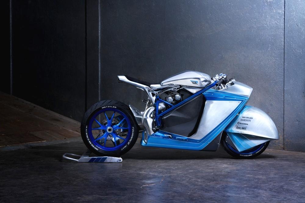 Smoked Garage: кастом Ducati 848 SG-848X