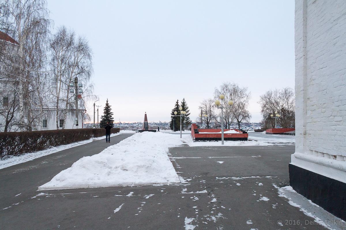 Сызранский Кремль фото 7