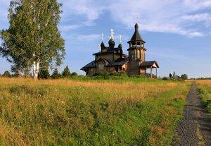 Тропой Святого Симеона Верхотурского. Храм во имя всех Святых в земле Сибирской просиявших