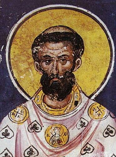 Священномученик Мокий Амфипольский