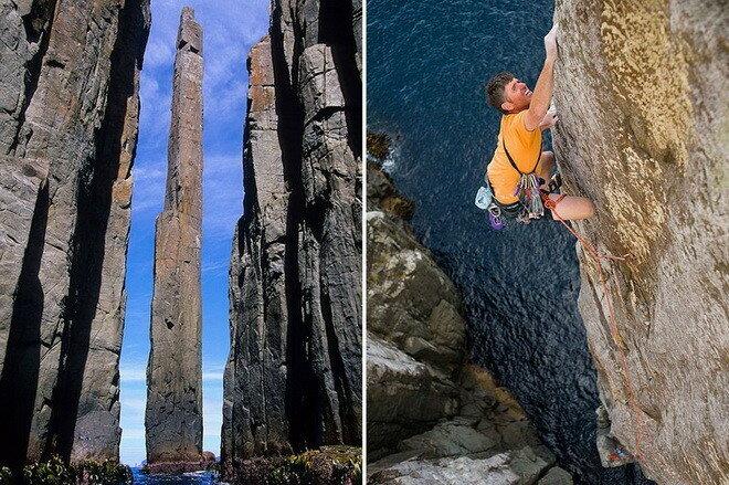 Тасманийский Тотемный столб