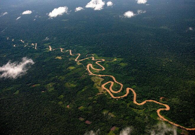 Река Амазонка