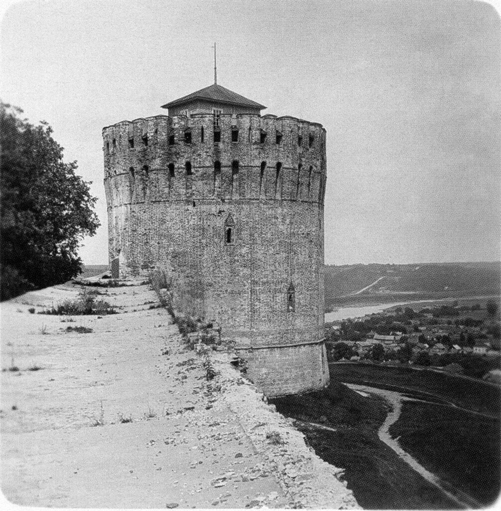 Башня Веселуха. 1905