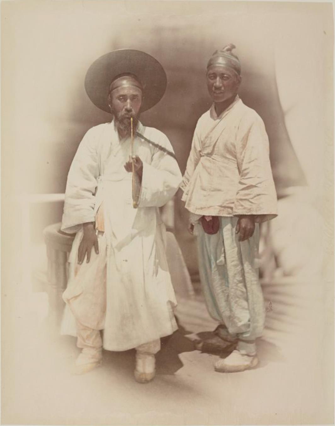 Два корейца