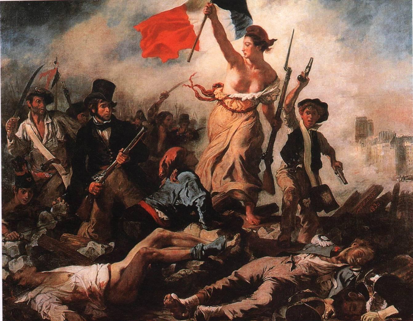 1831. «Свобода на баррикадах»