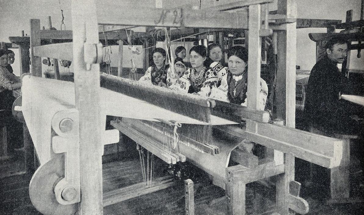 11. Решетиловская ткацкая мастерская