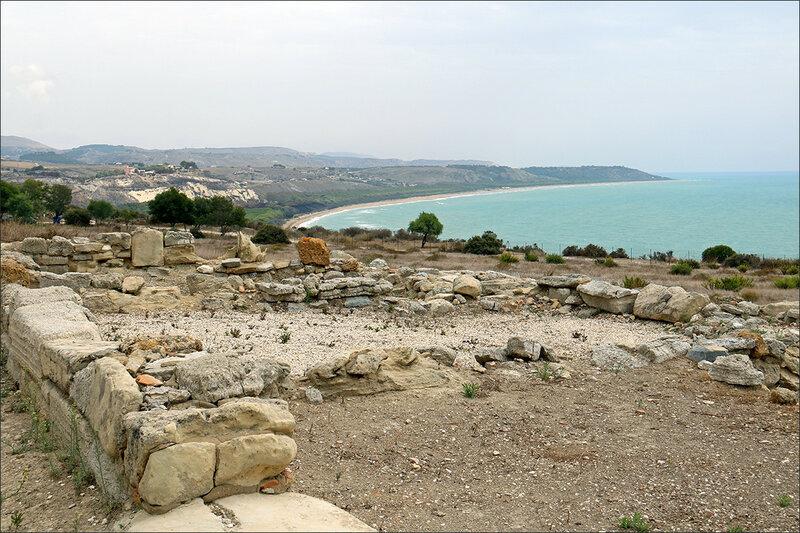 Пляжи и достопримечательности западной Сицилии. Октябрь 2016.