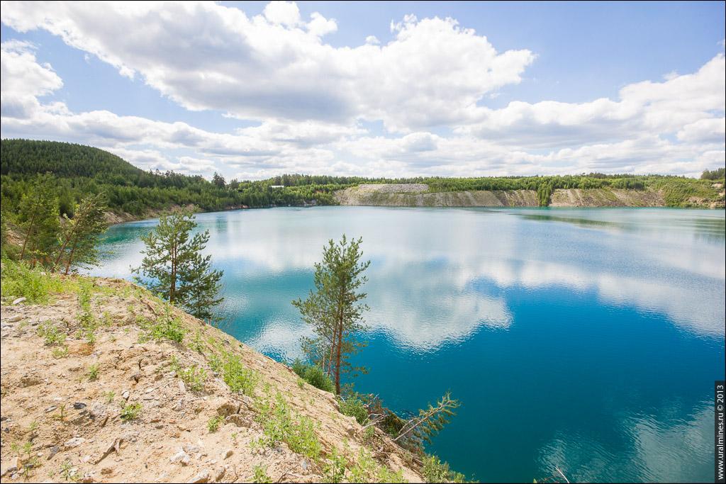 Месторождение тантал-берилливое и полевого шпата «Квартальное» - Карьер «К»
