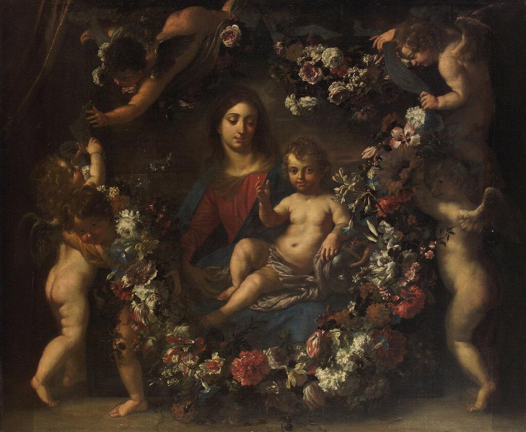 Jan_van_den_Hoecke_and_Mario_Nuzzi_-_Virgin_with_child_in_a_wreath_of_flowers.jpg
