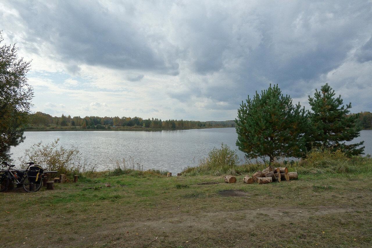 пруд в НП Орловское полесье