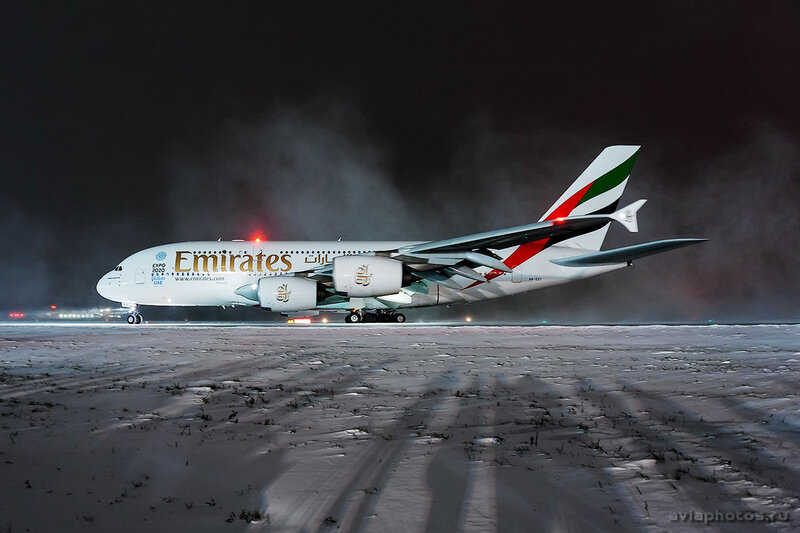 Airbus A380-861 (A6-EDT) Emirates 177_D706700a