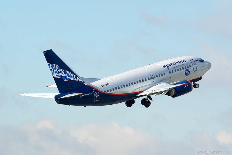 Boeing 737-5Y0 (VP-BQI) Nordavia 098_D801145a
