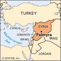 Жемчужина ЮНЕСКО в руинах: Русские обрушила на Пальмиру стратегические бомбардировщики и крылатые ракеты