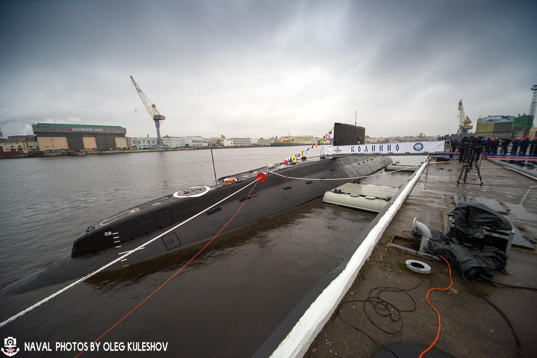 Передача подводной лодки