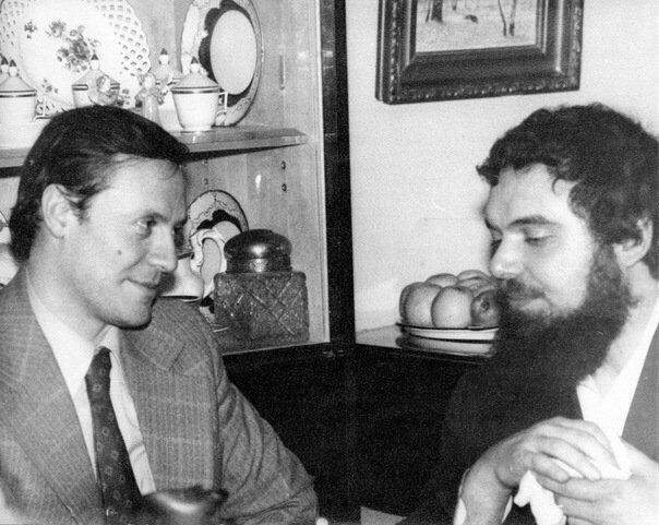 Гейдар и Юрий Сoлoмин 1977.jpg