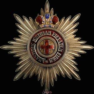 Звезда ордена Св.Анна с короной (аукцион ф-мы Знакъ).jpg