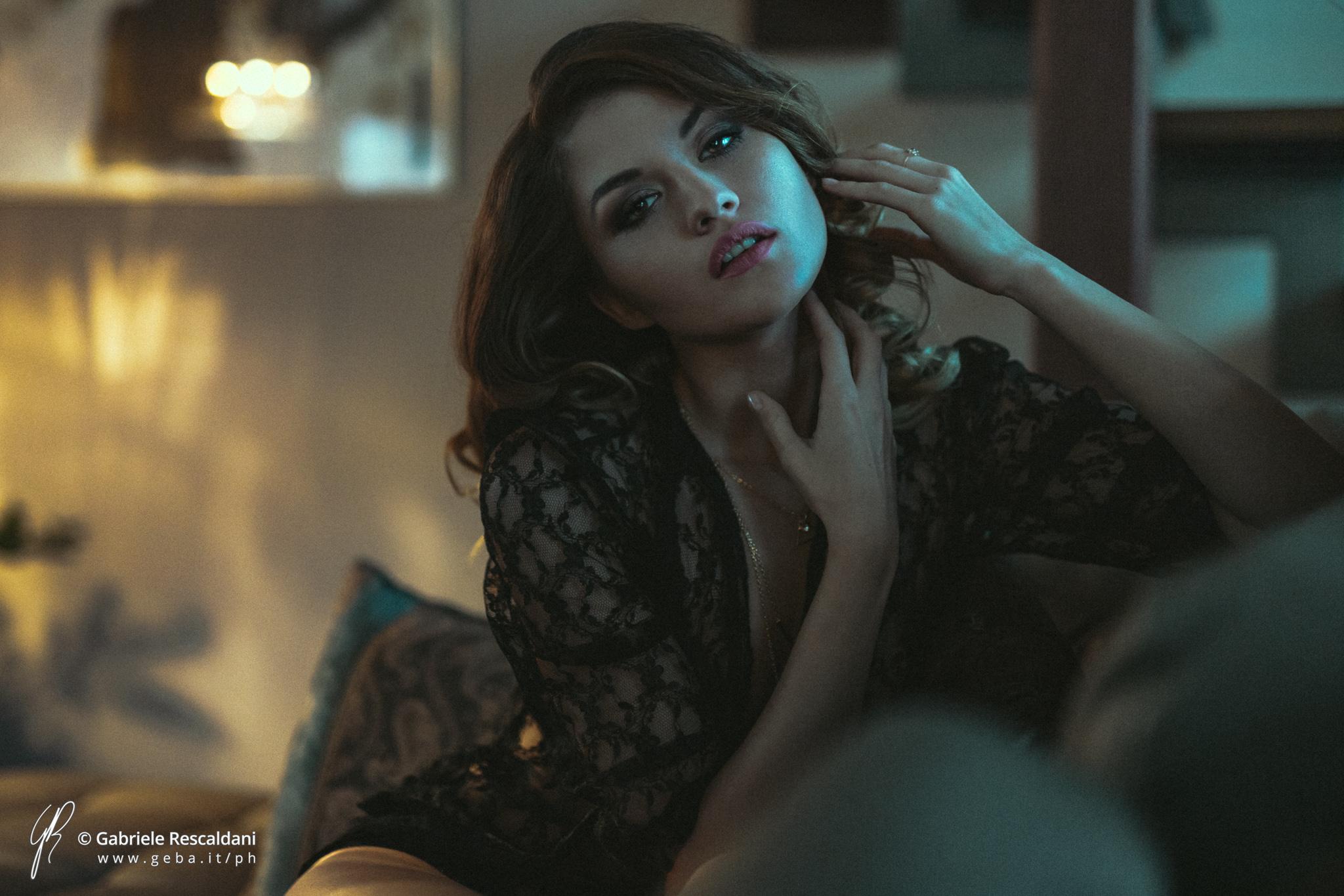 Между светом и тенью - Aleksandra Graczyk / Gabriele Rescaldani