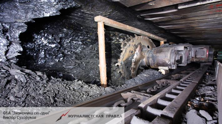 Украина начала переговоры сСША попоставкам угля Киеву