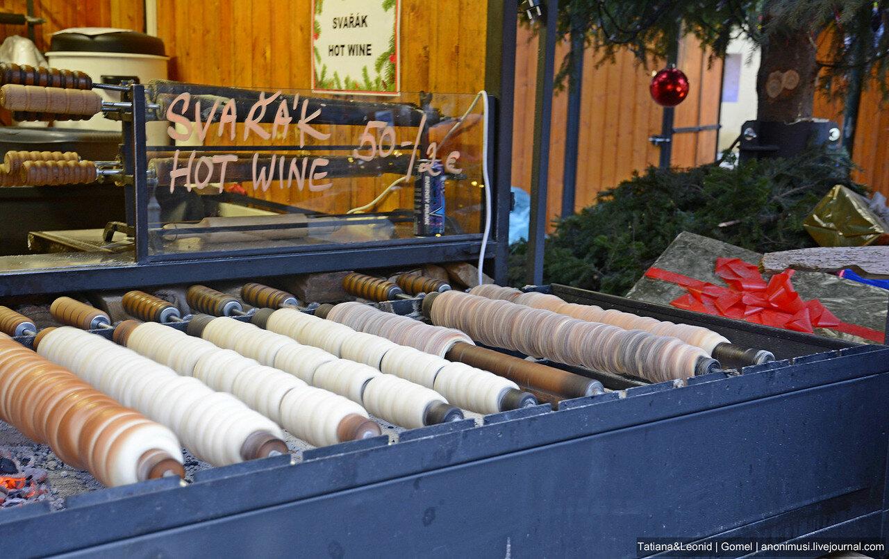 Рождественские ярмарки Праги