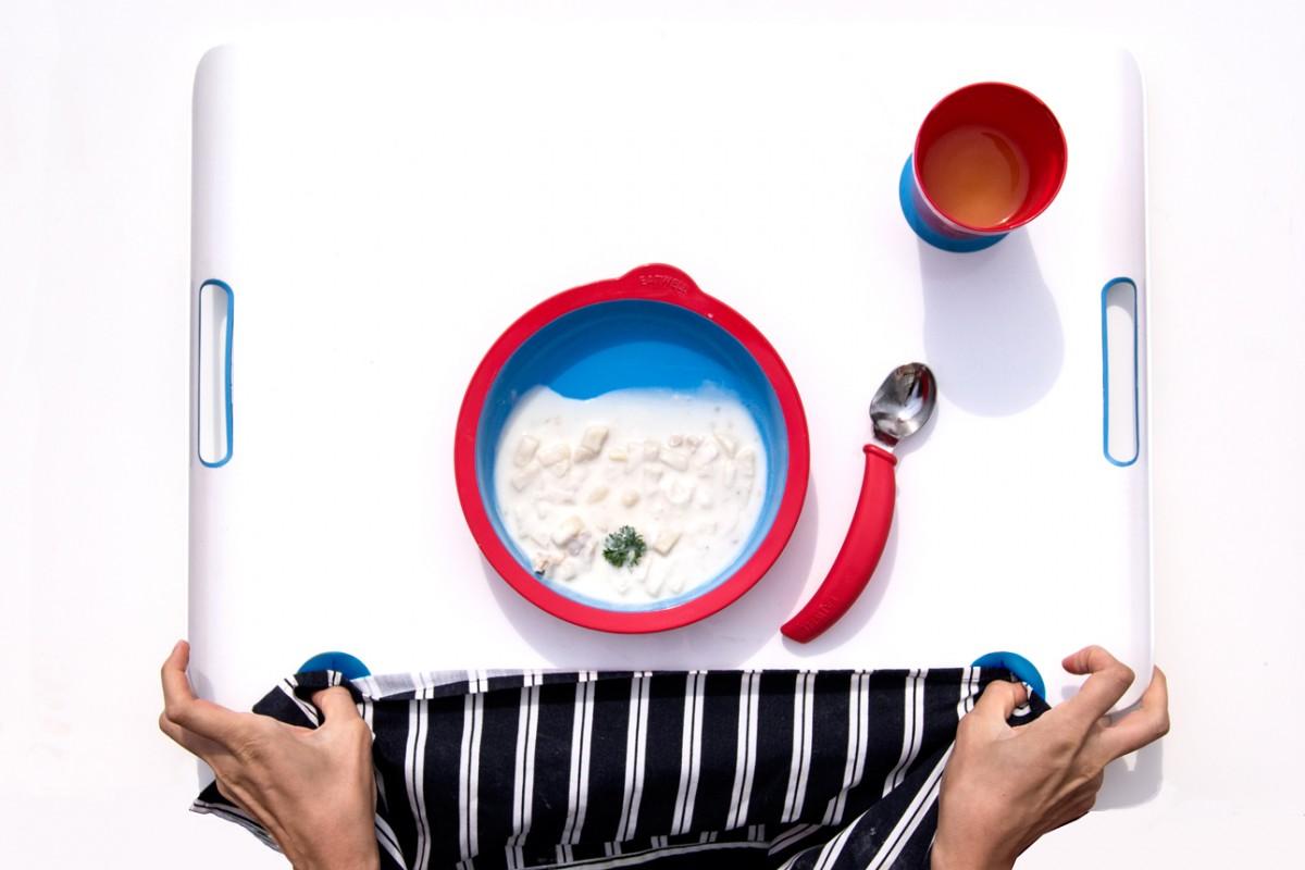 11. Посуда Eatwell Assistive Tableware, которая помогает людям со сниженными когнитивными способност