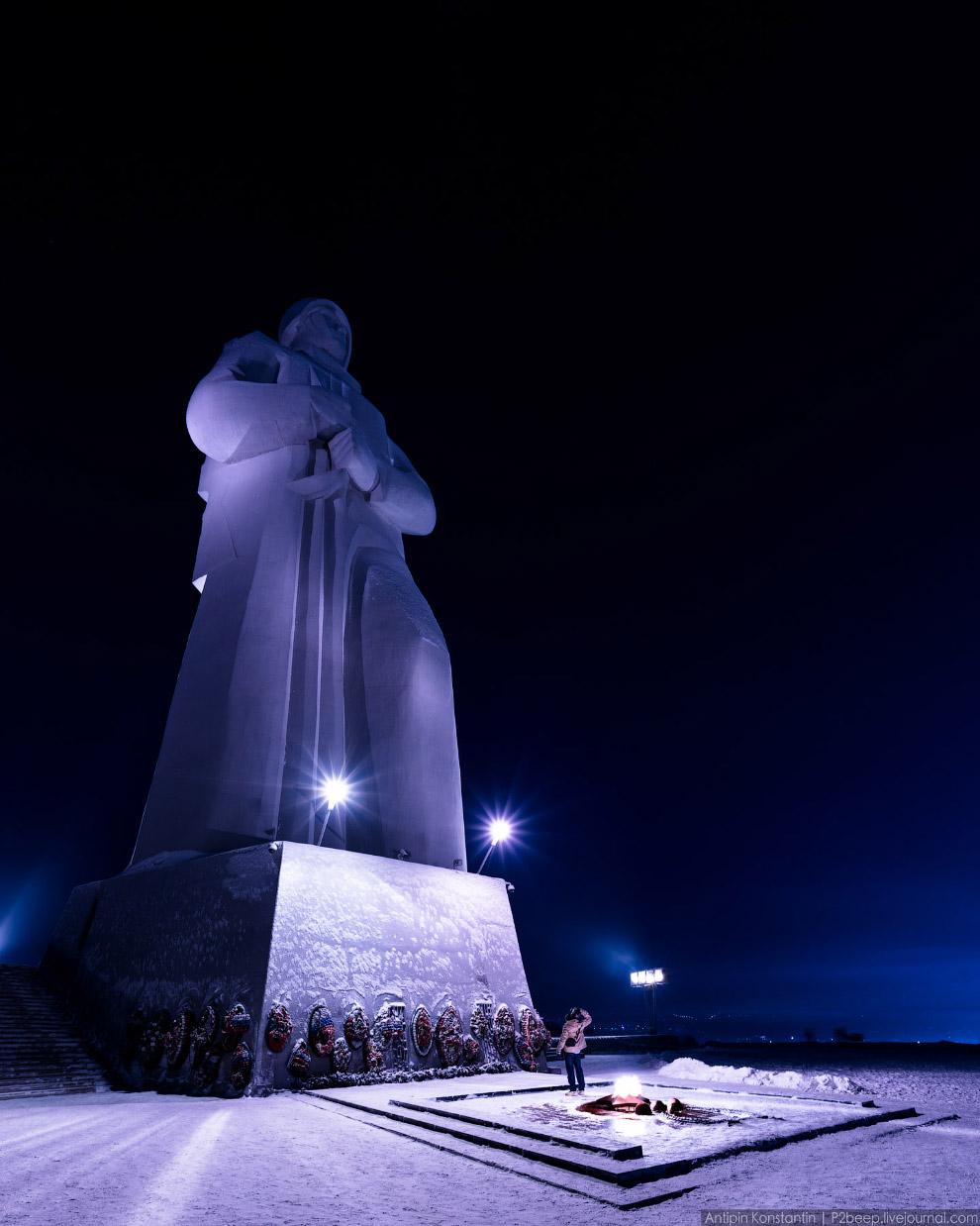 33. Архитектор монумента Игорь Александрович Покровский также разрабатывал проекты станции Моск