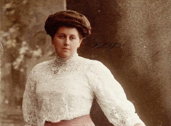 Имя Анны Вырубовой история пронесла через годы. Память о ней сохранилась не только потому что она