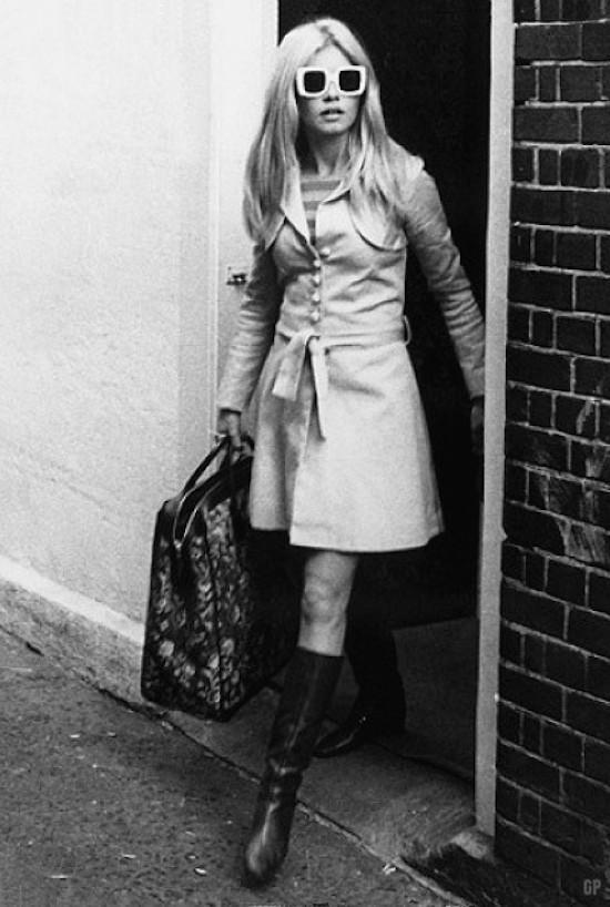 31. В 1970-х годах мода стала ещё более демократичной. И, несмотря на то, что многие называют 70-е э