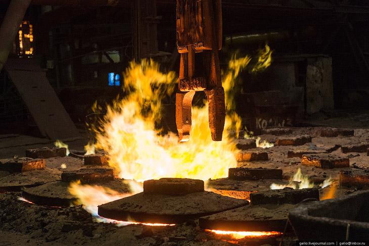 Фотографии и текст Славы Степанова   В состав холдинга входят предприятия черной металлургии