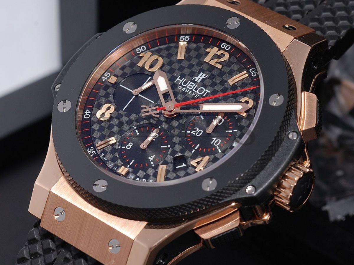 Хорошие мужские часы (1 фото)