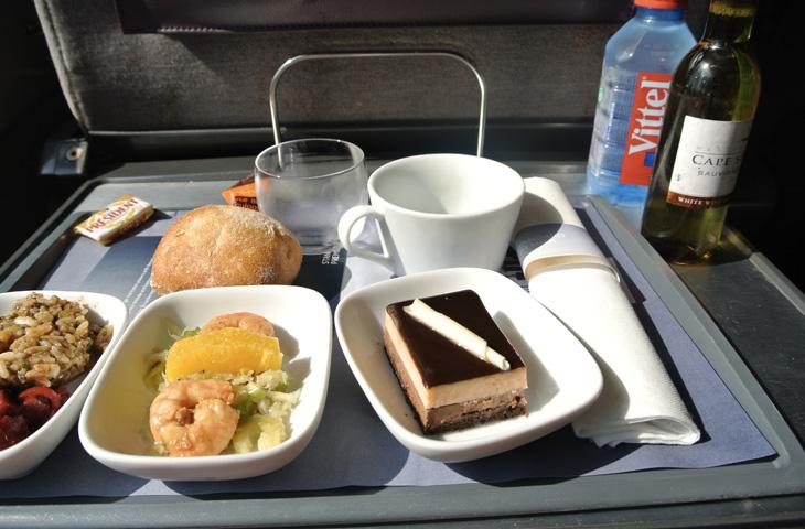 6. Eurostar, Англия Меню пассажиров Евростара, следующего из Лондона в Париж, напрямую зависит от вр
