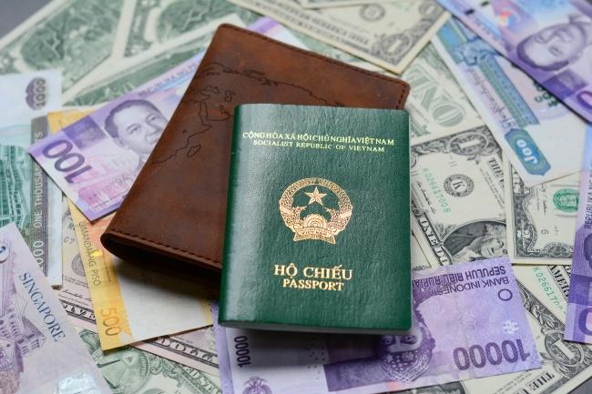 © depositphotos.com  Паспорт большинства мусульманских стран зеленый . Например, уМарокко, Са