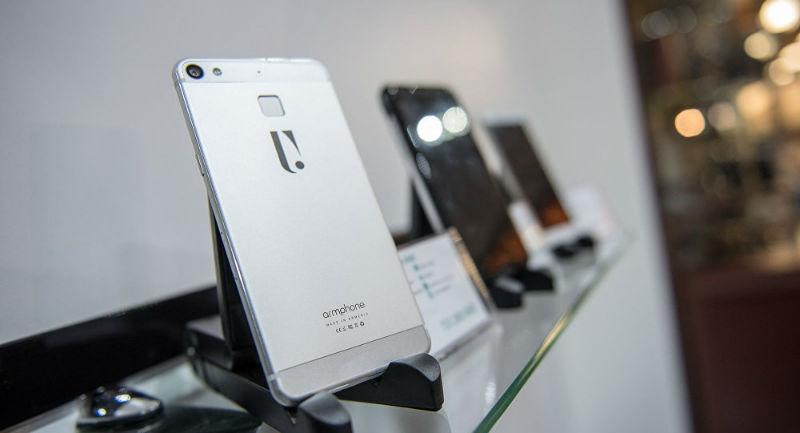 Навыставке ВДНХ будет представлен смартфон армянского производства
