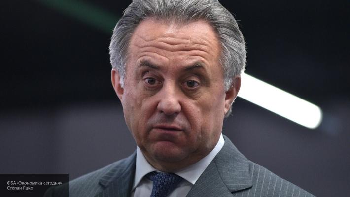 Вице-премьер Мутко стал кандидатом отУЕФА всовет ФИФА