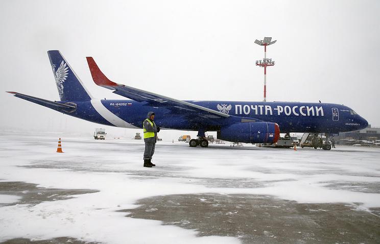 Генеральная прокуратура проверит сделку «Почты России» о закупке 2-х Ту-204