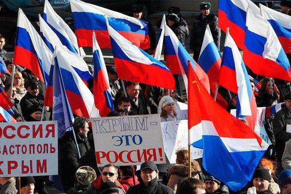 НаДонбассе контроль РФ, ноне оккупация— Киев